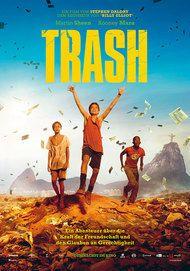 """Filmplakat für """"TRASH"""""""