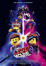 "Filmplakat für ""The Lego Movie 2"""