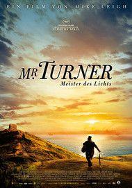 """Filmplakat für """"Mr. Turner - Meister des Lichts"""""""