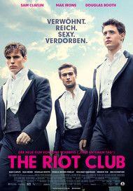 """Filmplakat für """"The Riot Club"""""""