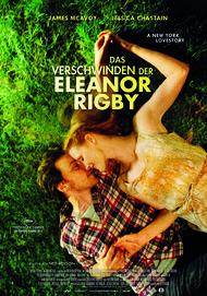 """Filmplakat für """"Das Verschwinden der Eleanor Rigby"""""""