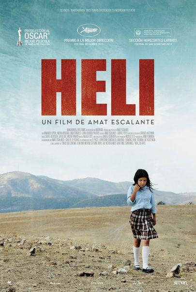 """Filmplakat für """"HELI"""""""