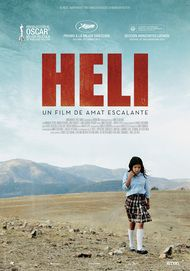 "Movie poster for ""HELI"""