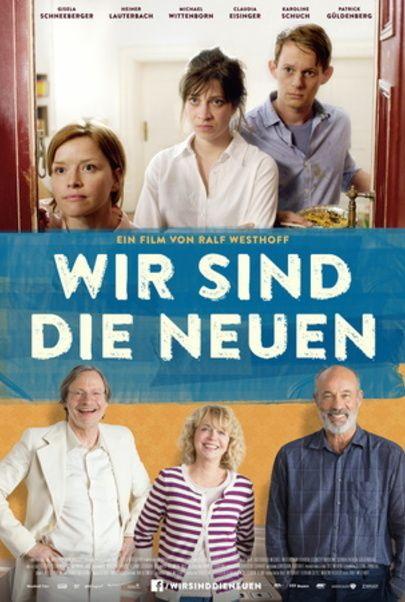 """Filmplakat für """"Wir sind die Neuen - AUSTRIA"""""""