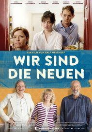 """Movie poster for """"Wir sind die Neuen - AUSTRIA"""""""
