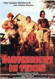 """Filmplakat für """"Blutgericht in Texas"""""""