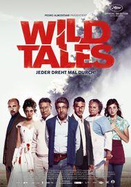"""Filmplakat für """"Wild Tales - Jeder dreht mal durch!"""""""