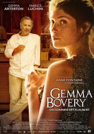 """Filmplakat für """"GEMMA BOVERY"""""""