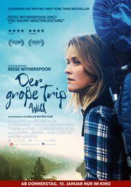 """Filmplakat für """"Der große Trip - Wild"""""""