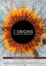 """Filmplakat für """"I Origins - Im Auge des Ursprungs"""""""