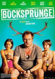 """Filmplakat für """"Bocksprünge"""""""