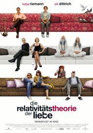"""Filmplakat für """"Die Relativitätstheorie der Liebe"""""""