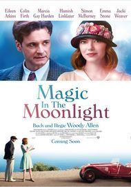 "Filmplakat für ""MAGIC IN THE MOONLIGHT"""