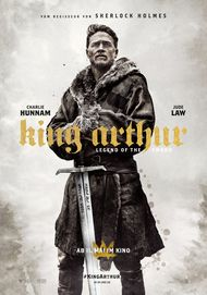 "Filmplakat für ""KING ARTHUR : LEGEND OF THE SWORD"""