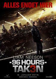 "Movie poster for ""TAKEN 3"""