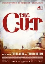 "Movie poster for ""THE CUT"""