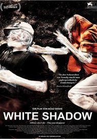 "Movie poster for ""White Shadow"""