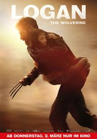 "Filmplakat für ""Logan - The Wolverine"""