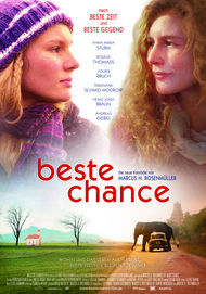 "Movie poster for ""Beste Chance"""