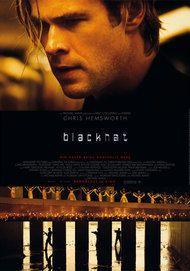 """Filmplakat für """"BLACKHAT"""""""