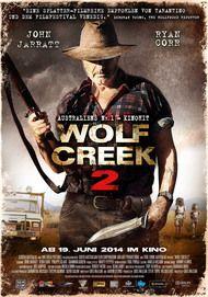 """Filmplakat für """"Wolf Creek 2"""""""