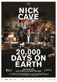 "Filmplakat für ""20.000 Days on Earth"""
