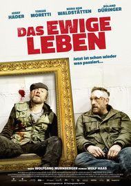 """Filmplakat für """"Das ewige Leben"""""""