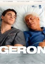 """Filmplakat für """"Geron"""""""