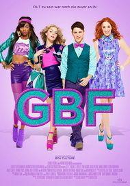"""Filmplakat für """"G.B.F."""""""