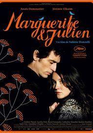 "Movie poster for ""MARGUERITE & JULIEN"""