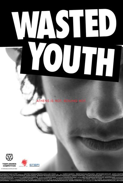 "Filmplakat für ""Wasted Youth"""