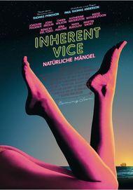 """Filmplakat für """"Inherent Vice - Natürliche Mängel"""""""