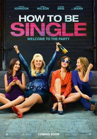 "Filmplakat für ""HOW TO BE SINGLE"""