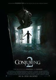 """Filmplakat für """"Conjuring 2"""""""