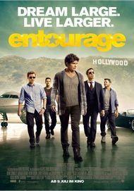 """Filmplakat für """"ENTOURAGE"""""""