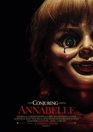 """Movie poster for """"ANNABELLE"""""""