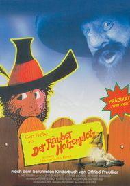 "Filmplakat für ""Räuber Hotzenplotz"""