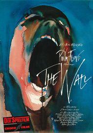 """Filmplakat für """"Pink Floyd - The Wall"""""""