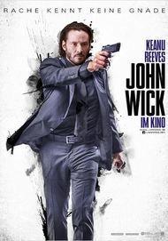 "Filmplakat für ""JOHN WICK"""