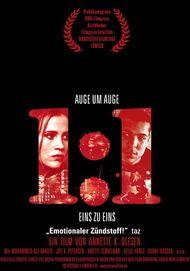 """Filmplakat für """"1:1 (Eins zu eins)"""""""