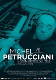 """Filmplakat für """"Michel Petrucciani - Leben gegen die Zeit"""""""