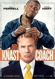 """Filmplakat für """"Der Knastcoach"""""""