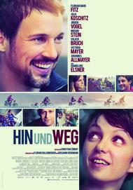 """Movie poster for """"Hin und weg"""""""