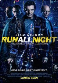 "Filmplakat für ""RUN ALL NIGHT"""