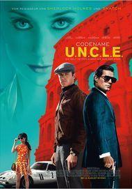 """Filmplakat für """"Codename U.N.C.L.E."""""""