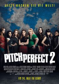"Filmplakat für ""PITCH PERFECT 2"""