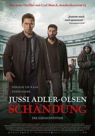 """Filmplakat für """"Schändung - Die Fasanentöter"""""""