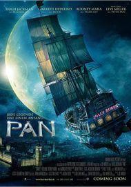 """Filmplakat für """"PAN"""""""