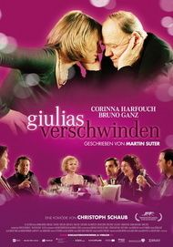 """Movie poster for """"Giulias Verschwinden"""""""