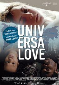 """Filmplakat für """"Universalove"""""""
